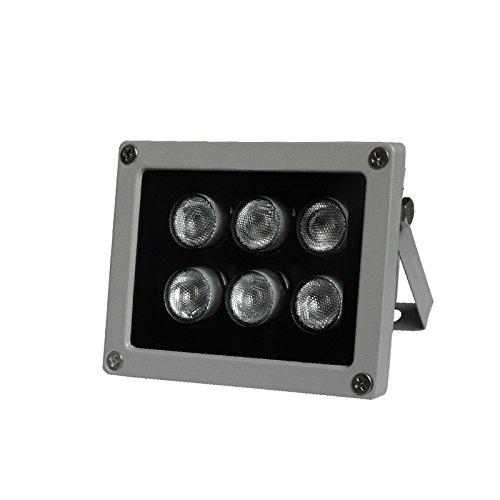 SC2000 40M Wasserdicht IR Scheinwerfer IR Strahler Nachtsicht Lampe für Überwachungskamera