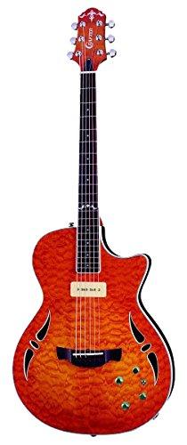 Crafter SAT-QMOS - Guitarra eléctrica