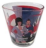 Cinzano - London - Lounge Glas - Sammelglas