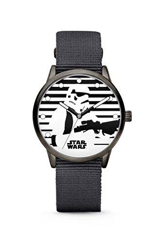 Star Wars Stormtrooper Uhr (Rogue One, RODANIA, Star Wars, Stormtrooper)