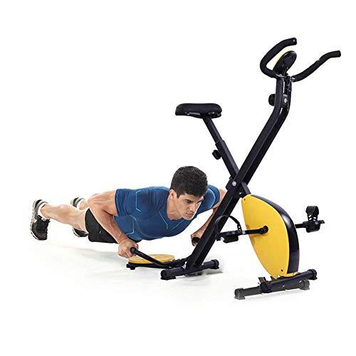 woyaochudan Training Bicycle Mini Fitness Equipment Upper Lower Limb Hemiplegia Arm and Leg Rehabilitation Exerciser Rehabilitation