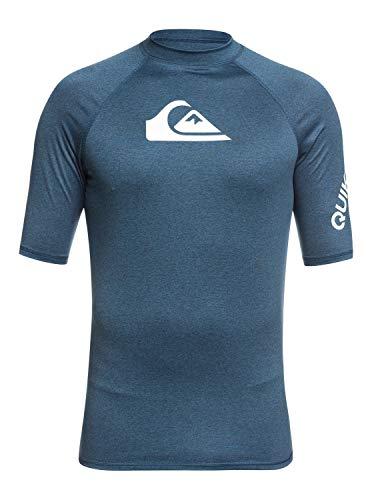 Quiksilver™ All Time Short Sleeve UPF 50 Rash Vest Männer