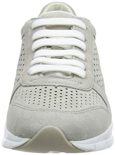 Geox D Sukie B, Zapatillas Mujer, Gris (Lt Grey C1010), 37 EU