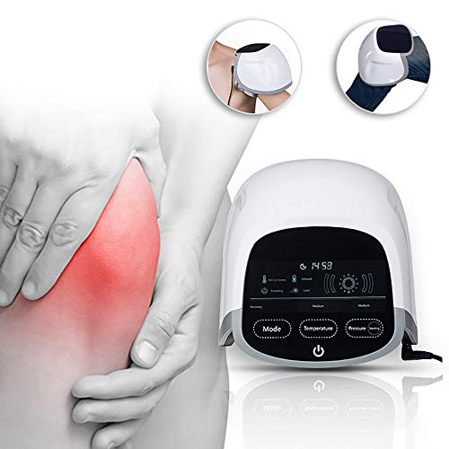Best Deals! Home Use 808nm Low Intensity Cold Laser Therapy Treatment LLLT Elbow Knee Massager for A...