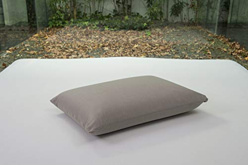Bsensible - Funda de Almohada Protectora de Tencel, Impermeable y Transpirable Beige 150 x 40