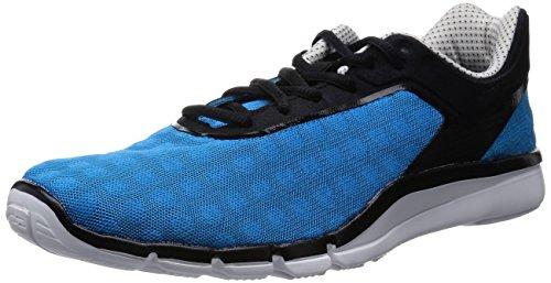 adidas Herren adipure 360.2 Chill Low-Top, Blau (Solar Blue2 S14/Solar Blue2 S14/Core Black), 42 2/3 EU