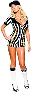 Secret Wishes Women's Sexy Ref Adult Costume