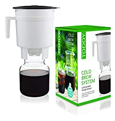Toddy T2N Cold Brew System - Our best cold brew coffee maker