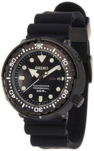 Relógio masculino Seiko PROSPEX Marinemaster Quatz Professional SBBN035