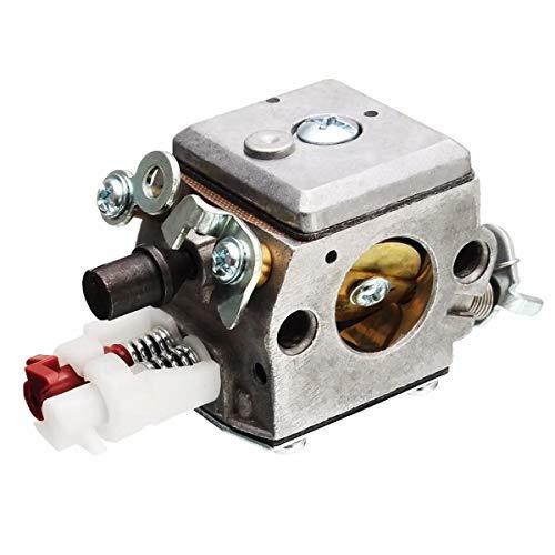 Kit de carburador para Husqvarna Motosierra 353 357 357XP 359#505203001 reemplazo del carburador