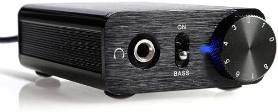 FiiO E10 USB DAC Headphone Amplifier