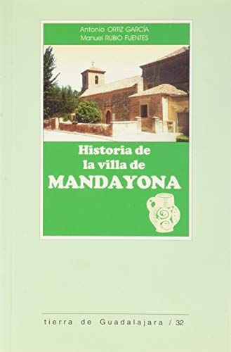 HISTORIA DE LA VILLA DE MANDAYONA