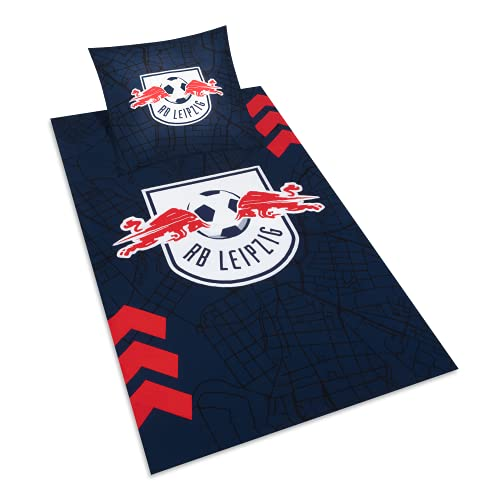 RB Leipzig Arrow Bedding - Official Merchandise