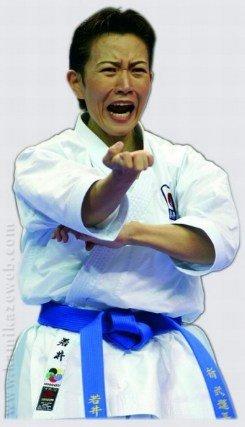 S.B.J - Sportland Karateanzug Shureido New Wave 3, 185 cm