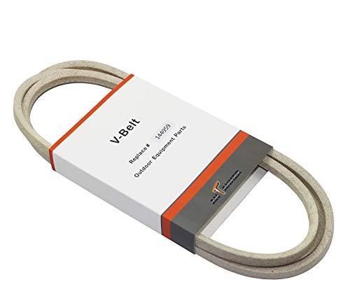 """Antanker 144959 Kevlar Belt Replaces Poulan Craftsman 144959, 532144959 1/2"""" x 95"""" Deck Belt"""