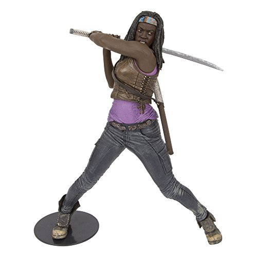 The Walking Dead, 25,4 cm, TV Michonne Deluxe Figur