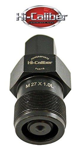 OEM QUALITY 27mm LH External Male Flywheel Magneto Stator Puller for the 2009-2013 Yamaha YFM 90 Raptor ATVs