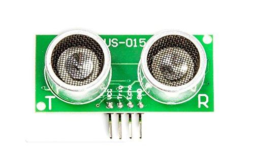MissBirdler Ultraschallsensor Entfernungsmesser US-015 Reichweite 7m f Arduino Raspberry PI
