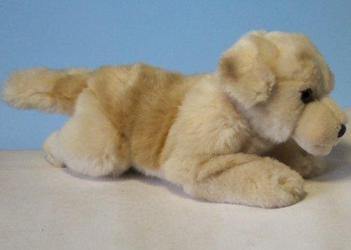Uni-Toys liegender Golden Retriever 28 cm Kuschelhund
