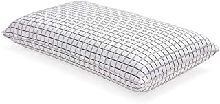 Classic Brands Charcoal Infused Ventilated Foam Pillow, King