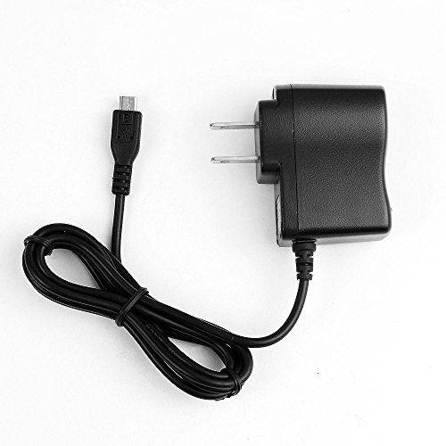NiceTQ Replacement DC5v Wall/Travel AC Power Adapter Charger Supply for Doxie Q - Wireless Rechargeable Document Scanner