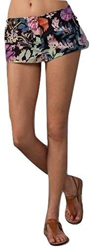 Diane von Furstenberg Multicolor Abbi Cover UP Shorts (P)
