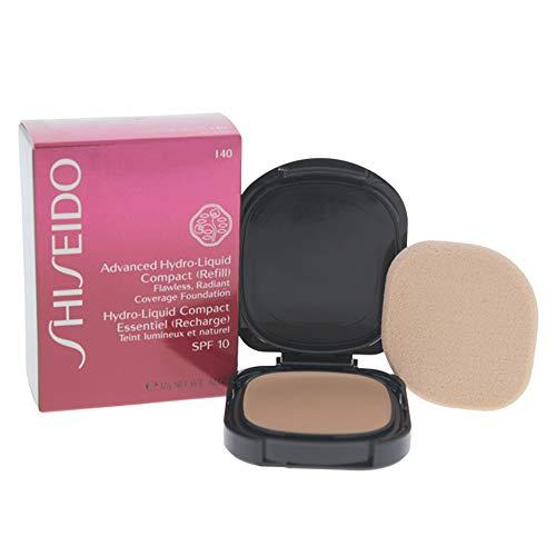 Shiseido Foundation Advanced Hydro-Liquid Compact Refill I40 Natural Fair Ivory, 12 g