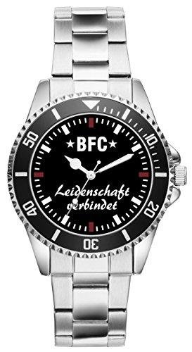 KIESENBERG Uhr - BFC Berlin Geschenk Artikel Idee Fan 2408