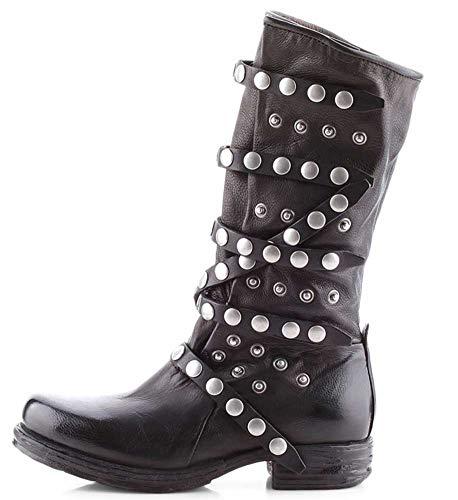A.S.98 Stiefel 259371 Größe 39 EU Schwarz (Schwarz)
