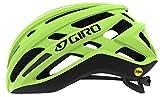 Giro Agilis MIPS Casco de Ciclismo Road, Unisex Adulto, Amarillo Fluorescente, Large (59-63 cm)
