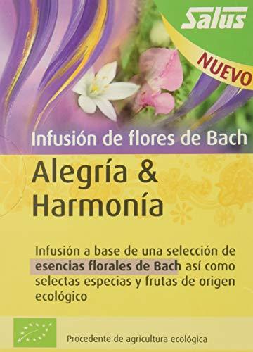 Salus Flores de Bach Alegria & Armonia Infusion - 15 sobres de 2g