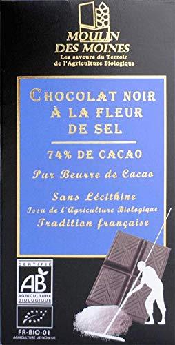 CHOCOLAT NOIR FLEUR DE SEL