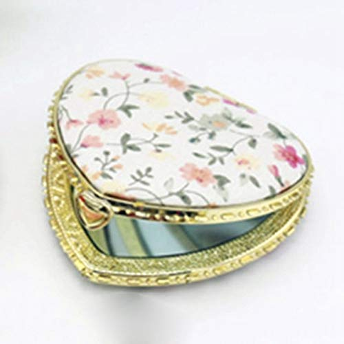 1 Piece Mini Makeup Compact Pocket Mirror WT2
