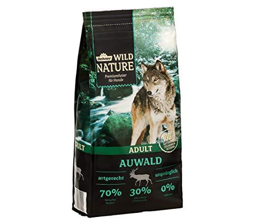 Dehner Wild Nature Hundetrockenfutter Adult, Auwald, 12 kg