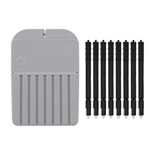 Kit de accesorios de filtro de cera para audífonos con caja