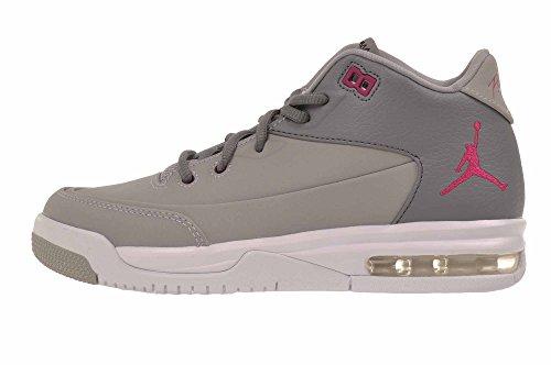 Nike Damen Jordan Flight Origin 3 GG Fitnessschuhe, grau rosa grau weiß (Wolf Grey VVD Pink Cl Gry Wht), 36 EU