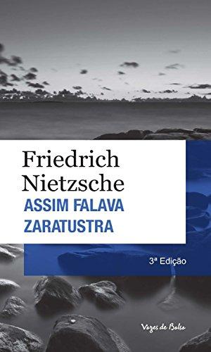 Assim Falava Zaratustra.