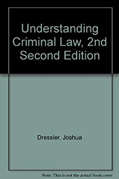 Understanding Criminal Law 2nd Second Edition