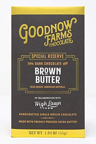 Goodnow Farms Dominican Republic w/ Brown Butter 70%