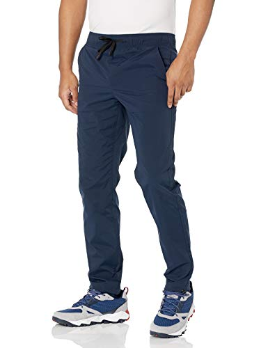 Amazon Essentials Men's Pull-On Moisture Wicking Hiking Pant, Navy, X-Large