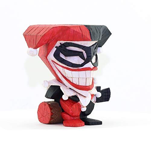 DC Comics Teekeez Vinyl Figure Series 1 Harley Quinn 8 cm Cryptozoic Mini