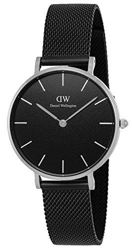 [ダニエル・ウェリントン] 腕時計 Classic Petite Black Ashfield DW00100202 並行輸入品 ブラック