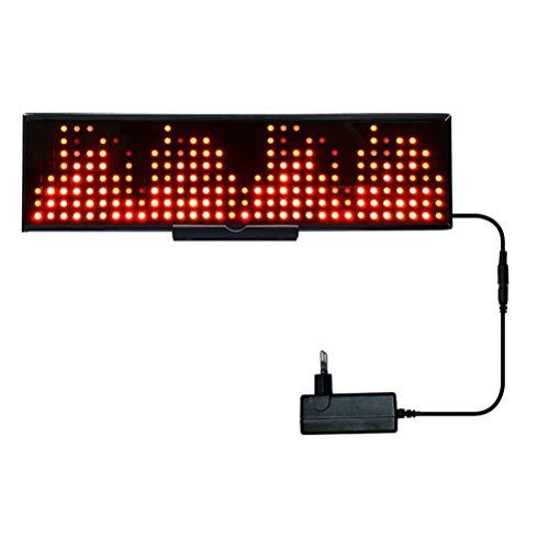 WUHUAROU Tira de LED Lámpara de luz de píxel Matriz Kit de WiFi Reloj Inteligente Lámpara de Matriz 16x16 WS2812B Lámpara de luz de píxel direccionable RGB (Size : 8x32 Kit)