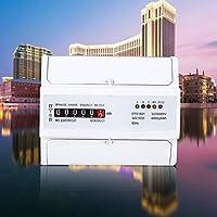 三相4線式メーター、簡単な設置高精度7Pカウンター7P 3相4線式メーター、Dts1891標準DINレール設置業界向け400Imp / Kwh 50Hz