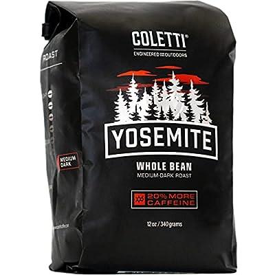 Amazon - 20% Off on Yosemite Camping Coffee Roast – Whole Bean Coffee
