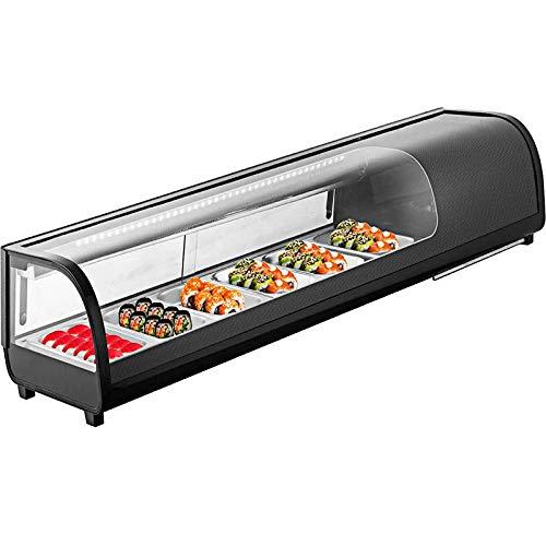 Vbenlem 60 Sushi Display Refrigerator 2 2 Cu Ft Sushi Display Cooler 6 X 1 3gn Trays Countertop Sushi Showcase 62l Food Show Fridge Suit For Restaurant Bakeries Cafe Sushi Shop 32 53 6 Buy Online In El 1575 e camelback rd, phoenix, az 85014. restaurant bakeries cafe sushi shop