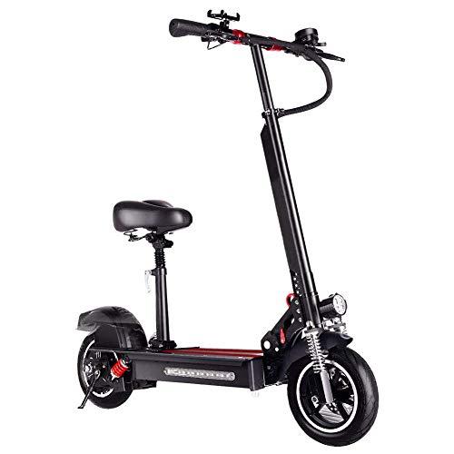 Elektrische step, gemakkelijk opvouwbaar, 48 V, 500 W, high speed  draagbare elektrische step 45 km/u voor volwassenen en tieners