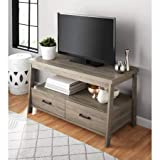 Mainstays Logan TV Stand for TVs up to 47', Multiple Finishes
