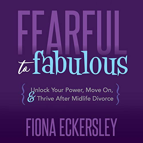 Fearful to Fabulous audiobook cover art