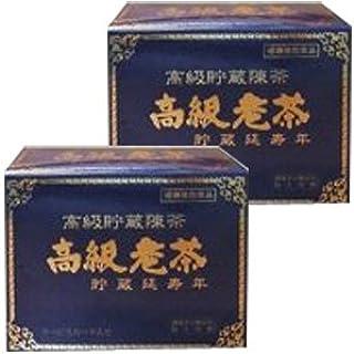 【2個】共栄 高級老茶 34包x2個 (4972889000159)